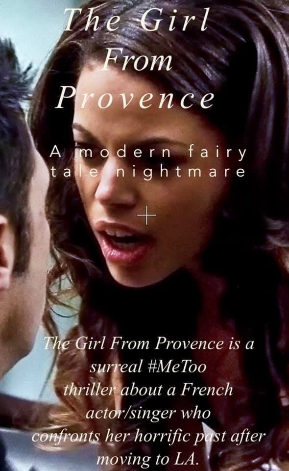 The Girl From Provence poster final2