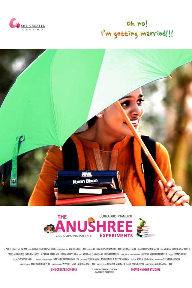 Anushree Poster
