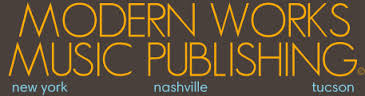 modern work publishing logo